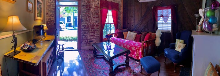 The Voodoo and Bordello Suites - Boheme de Marigny