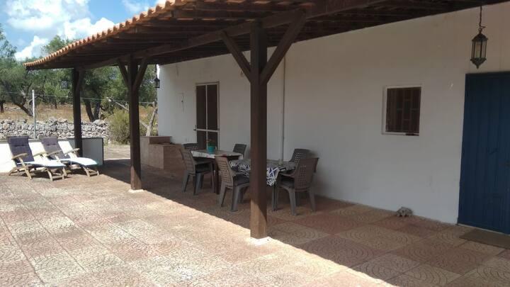 Comfortabel vakantiehuis in prachtig Puglia.