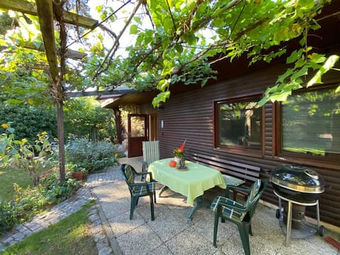 Ferienhaus im Grünen- Berliner Umland