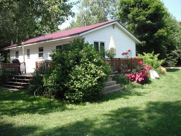 Oak Bluff Cottage