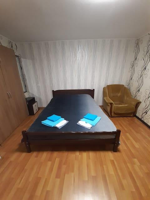 Уютная 1-комнатная квартира в курортной зоне