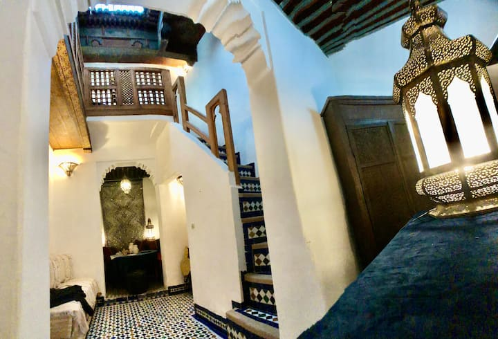 Dream of Working from the Old City of Fes?