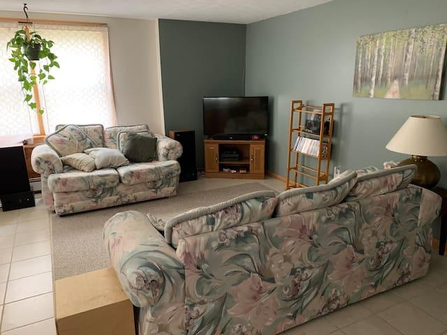 Maine Getaway  1 Bedroom Apartment
