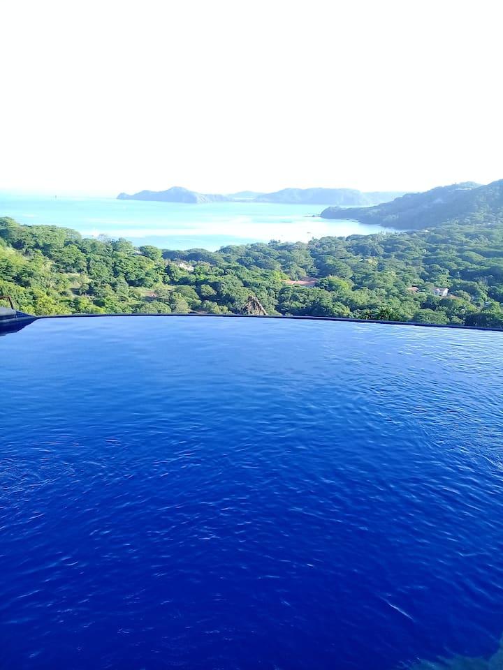 Casa Colinas-Playa Hermosa, Guanacaste CR-