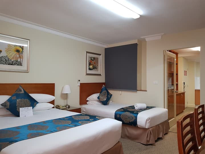 Flat 5:Private Room&Bathroom&Kitchen From $539 pw