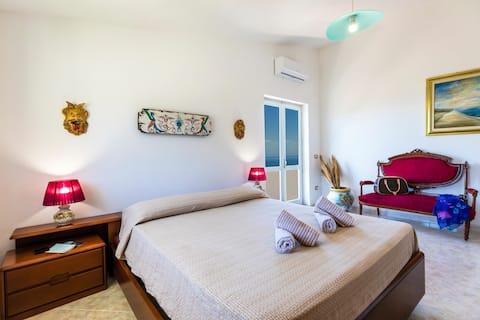 Panoramic Apartment in Capo Vaticano (Tropea)