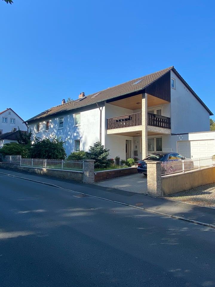 Ferienwohnung Zapf in Kulmbach