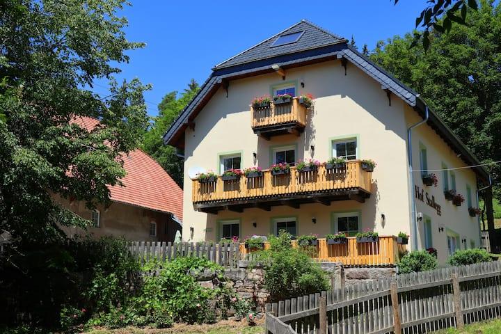 Ferienhaus Lotus Hof Stallegg