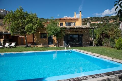 Pool Villa Panormos