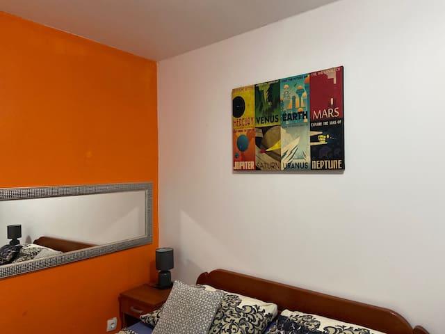 Bedroom #3 - 2020 Upgrade