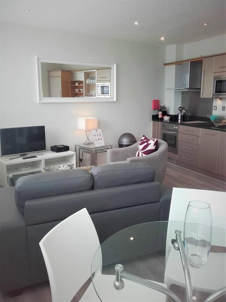 One bed furnished flat in the centre of Brighton