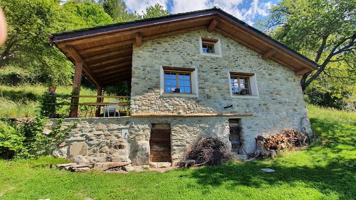 Splendido chalet Montagna - Nesarolo mt. 1300alt