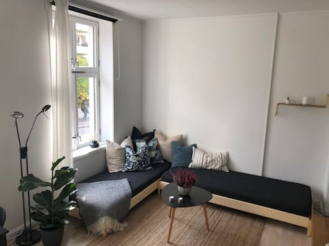 Studio apartment in the middle of Oslo
