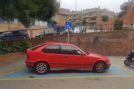 Loc de parcare pentru persoane cu dizabilități