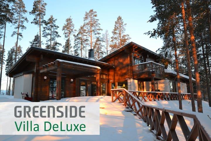 Greenside VillaDeLuxe/Savonlinna for 12