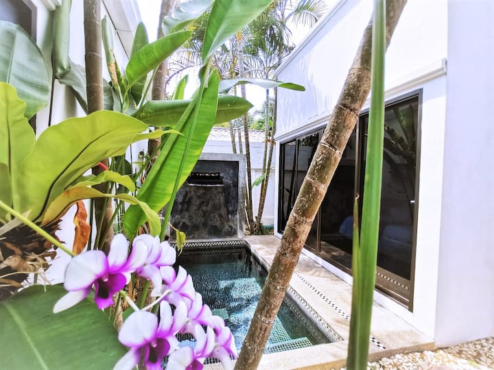 1 Bed Private Plunge Pool Villa in Rawai, Phuket