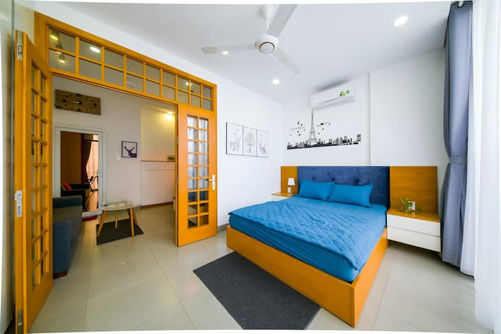 Apartment Serviced Thao Dien Dis2