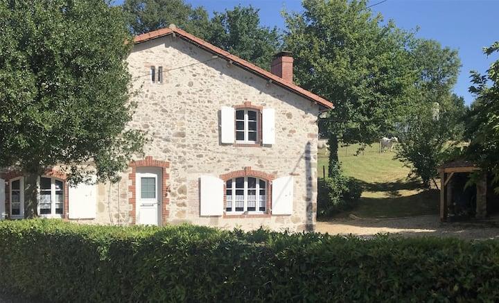 Gîte Chez Papy proche du Puy du Fou
