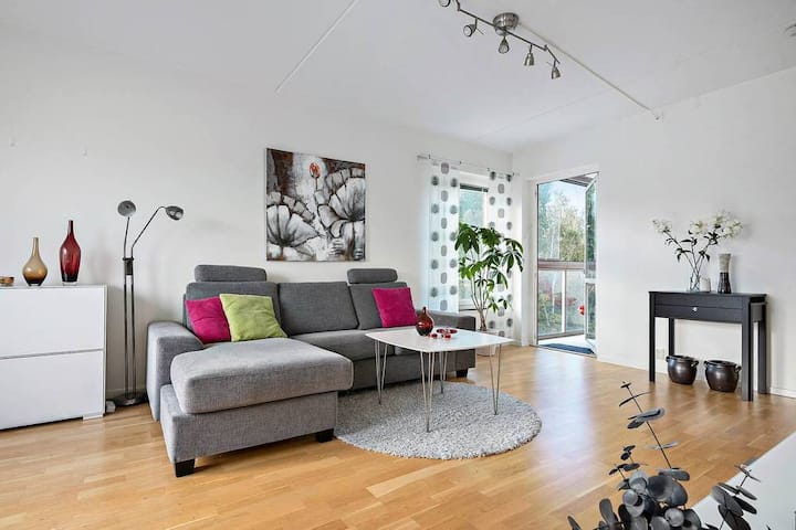 Two room apartment in Kista, Stockholm