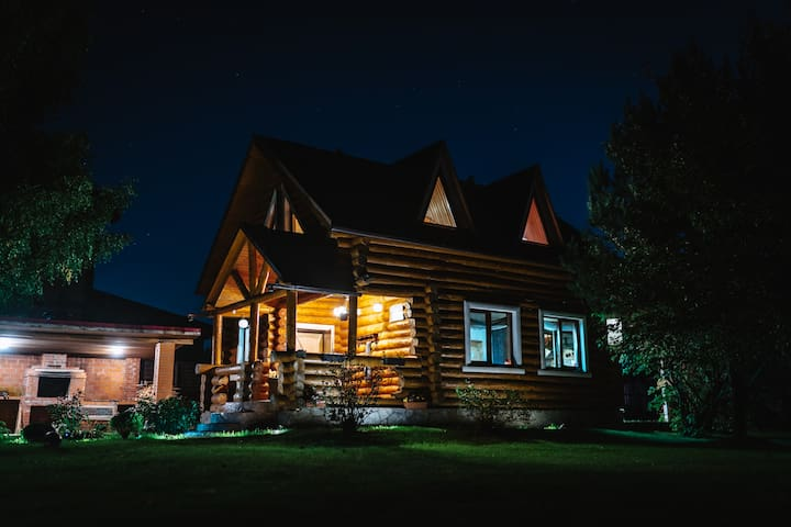Country house 25 mins from Moscow
