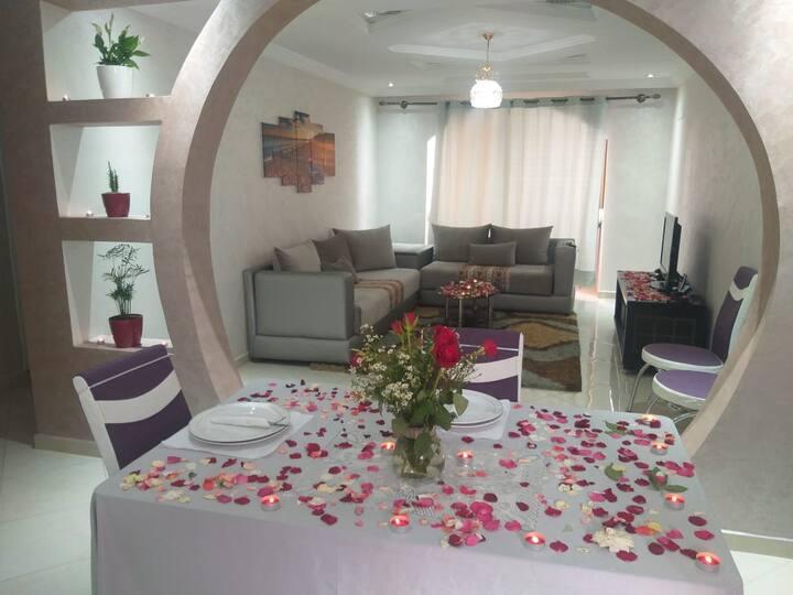 Appartement magnifique au centre ville d'Agadir