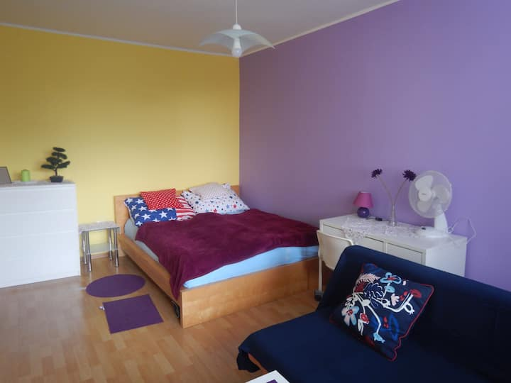Lovely apartment near Bratislava airport