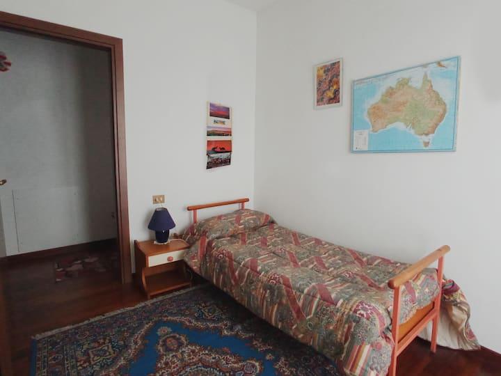 Camera singola 'AUSTRALIA' in Villa I Gagliardi