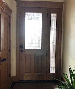 """All doors, including entry doors are 36""""."""