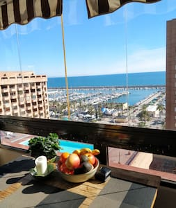 Seaview luxury apartment for 2-4 people with WiFi