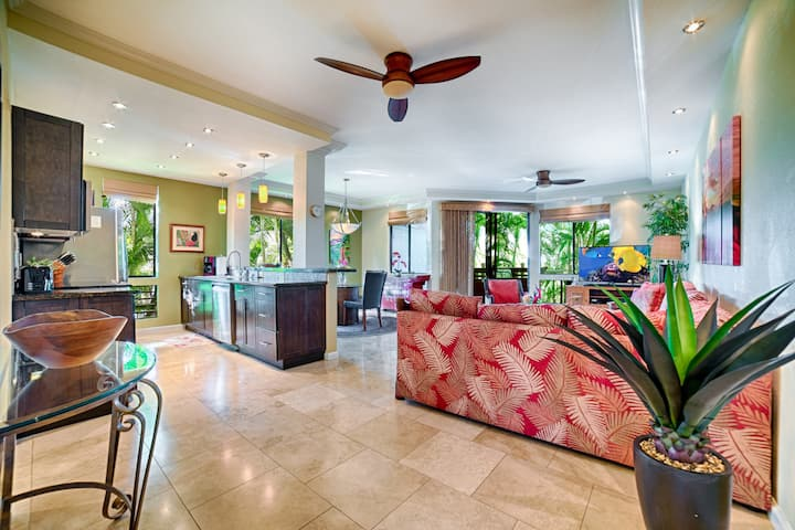 Gorgeous, Hi-end Wailea 1 BR Suite!