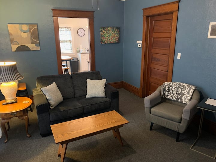 APRIL SPECIAL $70 One BR Apt Downtown Loudonville