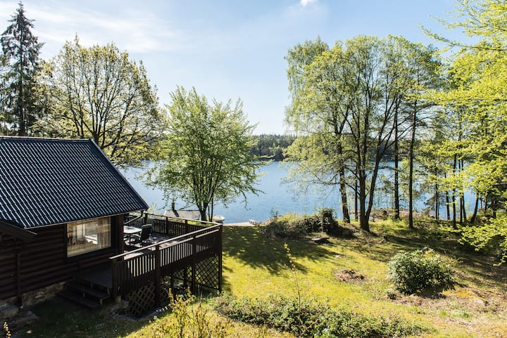 Private island, 45 min from Gothenburg