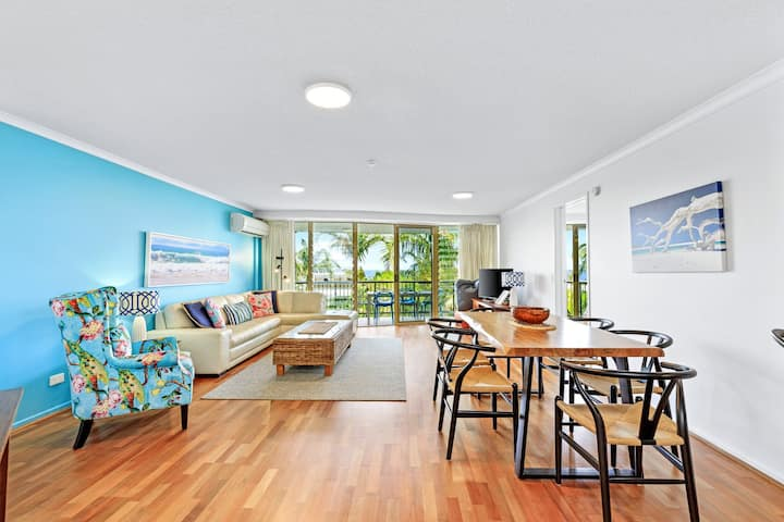 Pacific Outlook - Spacious Family Apartment