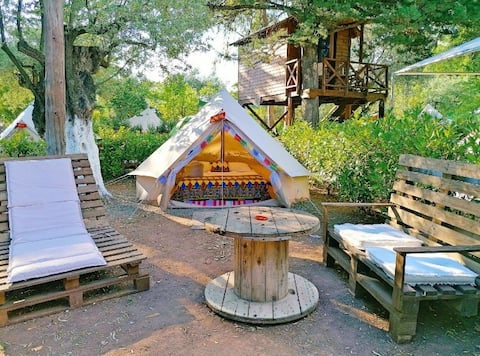 Bell Tent Double