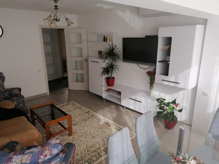Appartaments in Denia, downtown, 3 bedrooms