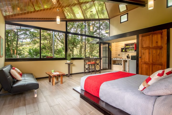 Bird Paradise Apartment, Monteverde