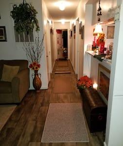 **Wide Hallway**