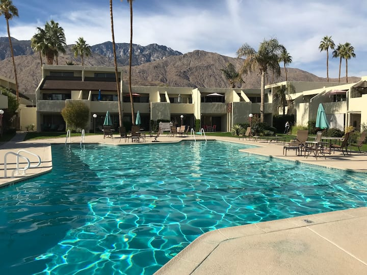 Pool With a View: STRC in South Palm Springs