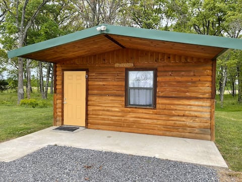 Wood Guest Ranch Welcome Cabin