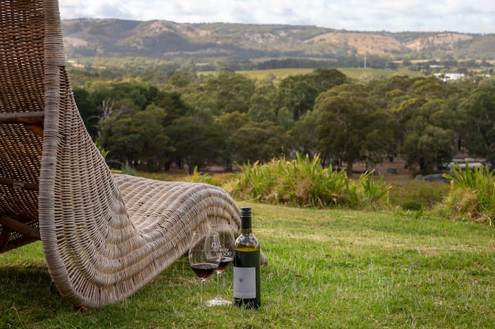 The Perfect Vineyard Hideaway in McLaren Vale