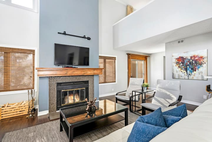 BLUE MOUNTAIN LUX 3 BED AT VILLAGE Linens & Towels