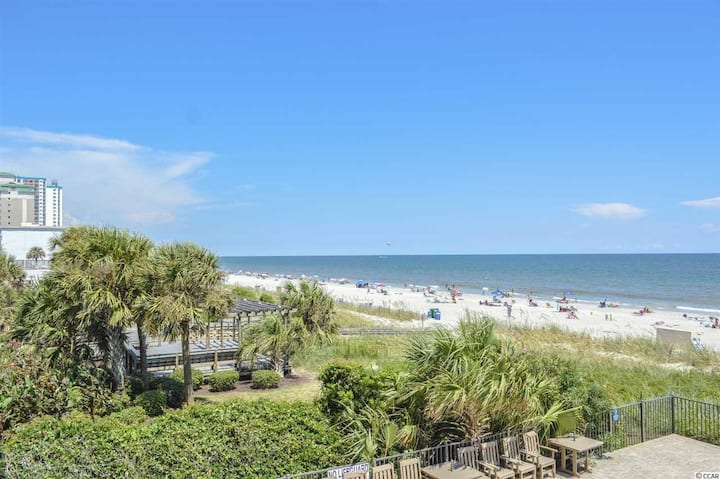 MB, Monthly Rentals available - Oceanfront Condo