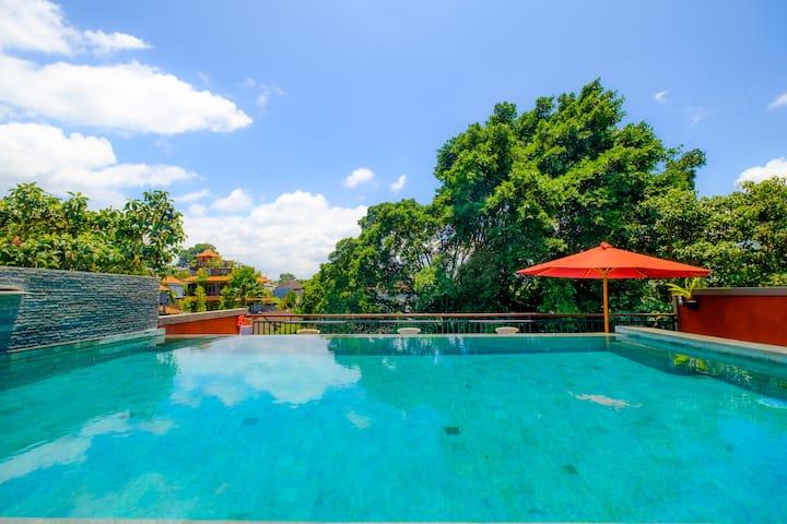Bali Ubud Love