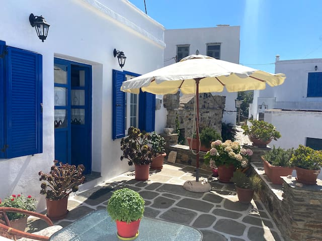 Traditional holiday home in Kechros, Tinos