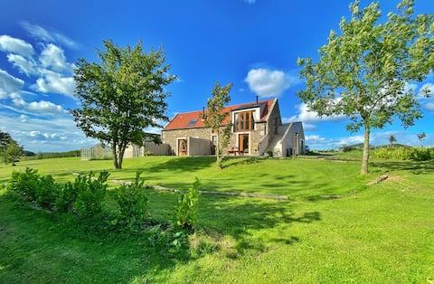 Eastburn: Gorgeous 2-bed cottage near St Andrews