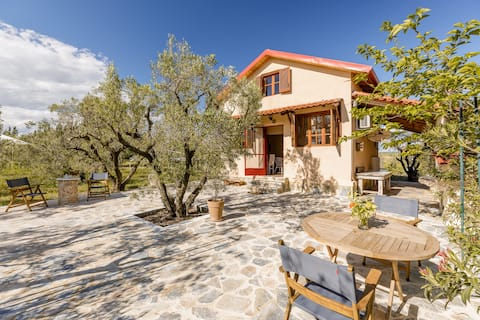 Beautiful Quiet Farmhouse Agios Pavlos,Chalkidiki
