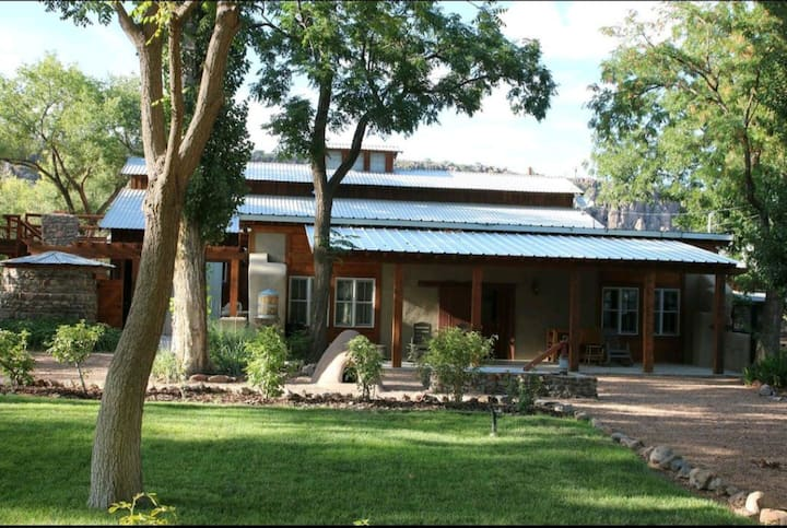 Fort Davis Cow Camp - The Bunk House