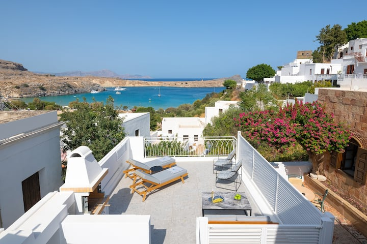Lindos Shore Junior Suite
