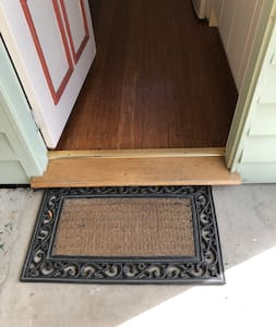 Just this little step