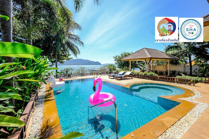 O - Beach House with Private Pool 4BR 800sqm 12pax